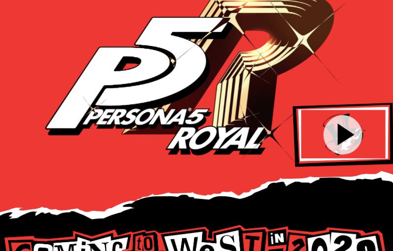 Persona 5 Unmasking theJoy